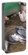The Fish Seller Portable Battery Charger