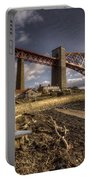 The Forth Rail Bridge Portable Battery Charger