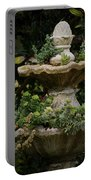 The Fountain Painterly Portable Battery Charger