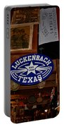 The General Store In Luckenbach Tx Portable Battery Charger