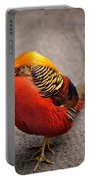 The Golden Pheasant Portable Battery Charger