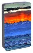 The Great Sunset Portable Battery Charger