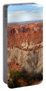 The Great Upheaval Dome Portable Battery Charger