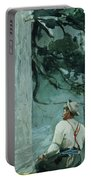 The Guide Portable Battery Charger by Winslow Homer