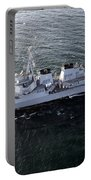 The Guided-missile Destroyer Uss Laboon Portable Battery Charger