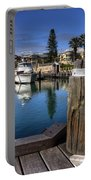 The Harbour At Mindarie Portable Battery Charger