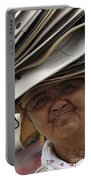 The Hat Lady Costa Rica Portable Battery Charger