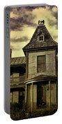 The Haunted Mansion Portable Battery Charger by Bill Cannon