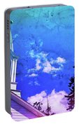 The House Of Men Under The House Of God Portable Battery Charger