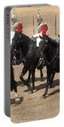 The Household Cavalry Performs Portable Battery Charger