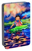 The Kayak Racer 11 Portable Battery Charger