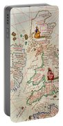 The Kingdoms Of England And Scotland Portable Battery Charger