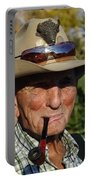 The Last Cowboy Of The West Portable Battery Charger