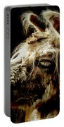 The Legendary Llama  Portable Battery Charger