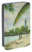 The Lighthouse - Zanzibar Portable Battery Charger
