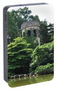 The Longwood Gardens Castle Portable Battery Charger