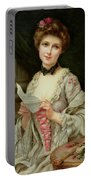The Love Letter Portable Battery Charger by Francois Martin-Kayel