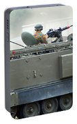 The M113 Tracked Infantry Vehicle Portable Battery Charger