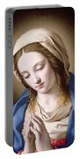 The Madonna Praying Portable Battery Charger by Il Sassoferrato