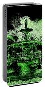 Green Savannah Portable Battery Charger
