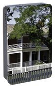 The Mclean House In Appomattox Virgina Portable Battery Charger