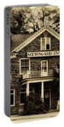 The Mermaid Inn - Chestnut Hill Portable Battery Charger