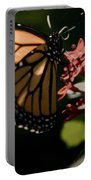 The Morning Monarch Portable Battery Charger