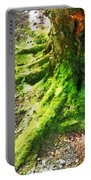 The Moss Covered Roots Portable Battery Charger