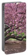 The Most Beautiful Cherry Tree Portable Battery Charger