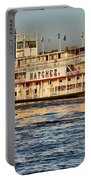 The Natchez Riverboat Portable Battery Charger