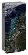 The Norwegian Sea Portable Battery Charger by Stocktrek Images