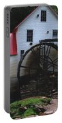 The Old Mill 1886 In Cherokee North Carolina Portable Battery Charger