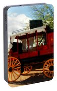 The Old Stage Coach Portable Battery Charger