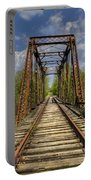 The Old Trestle Portable Battery Charger by Debra and Dave Vanderlaan