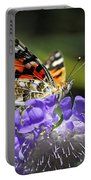 The Painted Lady Butterfly  Portable Battery Charger