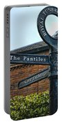 The Pantiles Portable Battery Charger