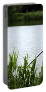 The Patient Fisherman Portable Battery Charger
