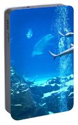 The Peaceable Underwater Kingdom Portable Battery Charger