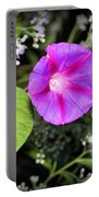 The Queen's Morning Glory Portable Battery Charger