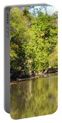 The Quiet Wissahickon Portable Battery Charger