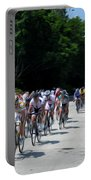 The Race Is On Portable Battery Charger