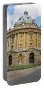 The Radcliffe Camera Portable Battery Charger