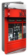 The Red Barber Shop Portable Battery Charger