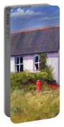 The Red Milk Churn Portable Battery Charger