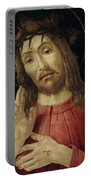 The Resurrected Christ Portable Battery Charger