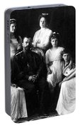 The Romanovs, Russian Tsar With Family Portable Battery Charger