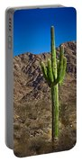 The Saguaro Portable Battery Charger by Robert Bales