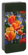 The Secret Life Of Tulips - 2 Portable Battery Charger