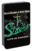 The Snakes Live In Europe Portable Battery Charger