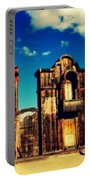 The Sombrero Bank In Old Tuscon Arizona Portable Battery Charger